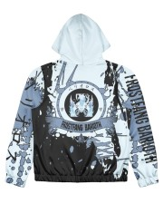 FROSTFANG BARIOTH - SUBLIMATION-V3 Women's All Over Print Full Zip Hoodie tile