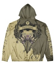 FURIOUS RAJANG - SUBLIMATION Men's All Over Print Hoodie back