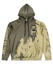 FURIOUS RAJANG - SUBLIMATION Men's All Over Print Hoodie front