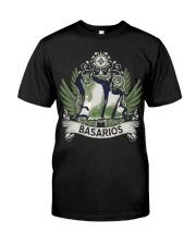 BASARIOS - ELITE EDITION Classic T-Shirt front