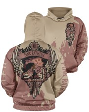 PINK RATHIAN - SUBLIMATION Men's All Over Print Hoodie aos-men-hoodie-ghosted-front-05