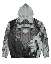 ATLAS - ELITE SUBLIMATION Men's All Over Print Hoodie back