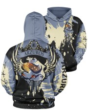 ARZUROS - SUBLIMATION Men's All Over Print Hoodie aos-men-hoodie-ghosted-front-05