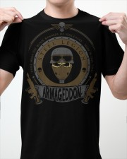 ARMAGEDDON - LIMITED EDITION Classic T-Shirt apparel-classic-tshirt-lifestyle-front-62