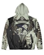 RATHIAN - SUBLIMATION Men's All Over Print Hoodie back