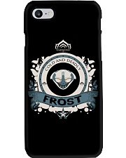 FROST - SPLAT EDITION Phone Case tile