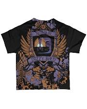 TZITZI-YA-KU - ELITE SUBLIMATION All-over T-Shirt back