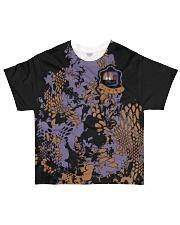 TZITZI-YA-KU - ELITE SUBLIMATION All-over T-Shirt front