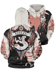 KHEZU - SUBLIMATION Men's All Over Print Hoodie aos-men-hoodie-ghosted-front-05