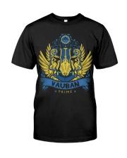 VAUBAN PRIME - ELITE CREST Classic T-Shirt front