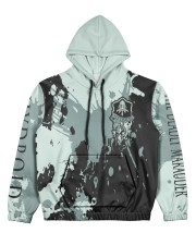 HYDROID - ELITE SUBLIMATION Women's All Over Print Hoodie tile