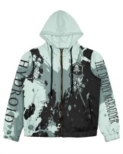 HYDROID - ELITE SUBLIMATION Women's All Over Print Full Zip Hoodie tile