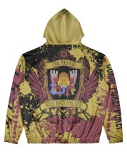 CORAL PUKEI-PUKEI - ELITE SUBLIMATION-V2 Men's All Over Print Hoodie back