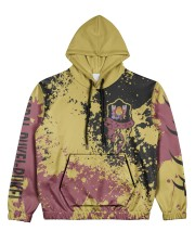 CORAL PUKEI-PUKEI - ELITE SUBLIMATION-V2 Women's All Over Print Hoodie tile