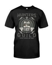 BLACKVEIL VAAL HAZAK - HUNTERS GUILD Classic T-Shirt front
