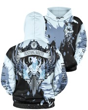 FROSTFANG BARIOTH - SUBLIMATION Men's All Over Print Hoodie aos-men-hoodie-ghosted-front-05