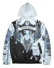 FROSTFANG BARIOTH - SUBLIMATION Men's All Over Print Full Zip Hoodie tile