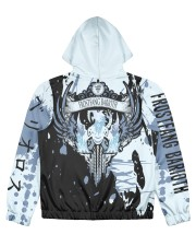 FROSTFANG BARIOTH - SUBLIMATION Women's All Over Print Full Zip Hoodie tile