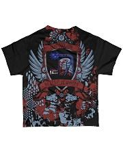 EBONY ODOGARON - ELITE SUBLIMATION All-over T-Shirt back
