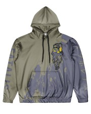 FATALIS - SUBLIMATION Men's All Over Print Hoodie front