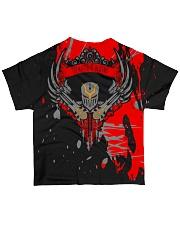 ZED - SUBLIMATION All-over T-Shirt back