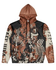 SAFI'JIIVA - SUBLIMATION-V2 Men's All Over Print Hoodie front
