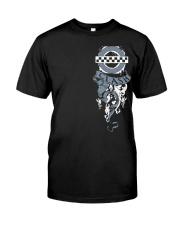 CLASH - CREST EDITION-DS Classic T-Shirt front