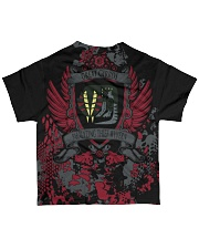 GREAT GIRROS - ELITE SUBLIMATION All-over T-Shirt back