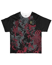 GREAT GIRROS - ELITE SUBLIMATION All-over T-Shirt front