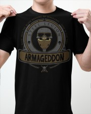 ARMAGEDDON - LIMITED EDITION-V3 Classic T-Shirt apparel-classic-tshirt-lifestyle-front-62