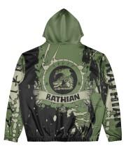 RATHIAN - SUBLIMATION-V3 Men's All Over Print Hoodie back