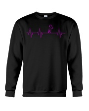 HORSE HEARTBEAT Crewneck Sweatshirt tile