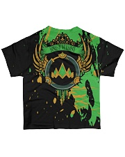QIYANA - SUBLIMATION All-over T-Shirt back