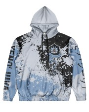 XENO'JIIVA - ELITE SUBLIMATION-V2 Men's All Over Print Hoodie front