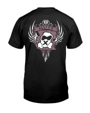 MUTE - CREST EDITION-DS Classic T-Shirt back