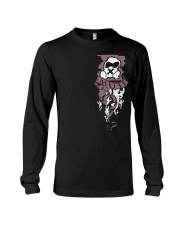 MUTE - CREST EDITION-DS Long Sleeve Tee tile