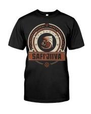 SAFI'JIIVA - ORIGINAL EDITION-V7 Classic T-Shirt front