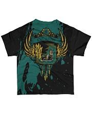 ACIDIC GLAVENUS - SUBLIMATION-V3 All-over T-Shirt back