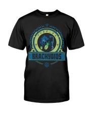 BRACHYDIOS - ORIGINAL EDITION-V8 Classic T-Shirt front