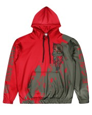 SAVAGE DEVILJHO - SUBLIMATION Men's All Over Print Hoodie front
