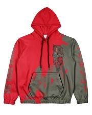 SAVAGE DEVILJHO - SUBLIMATION Women's All Over Print Hoodie tile