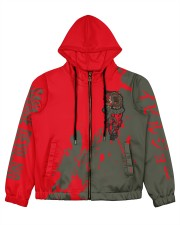 SAVAGE DEVILJHO - SUBLIMATION Women's All Over Print Full Zip Hoodie tile