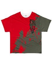 SAVAGE DEVILJHO - SUBLIMATION All-Over T-Shirt tile