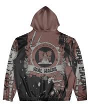 VAAL HAZAK - SUBLIMATION-V3 Men's All Over Print Hoodie back