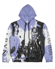 SARYN PRIME - ELITE SUBLIMATION Women's All Over Print Hoodie tile