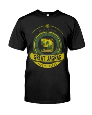 GREAT JAGRAS - ORIGINAL EDITION-V3 Classic T-Shirt front
