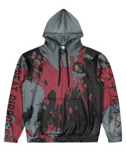 GREAT GIRROS - SUBLIMATION-V3 Men's All Over Print Hoodie front