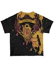 LEONA - SUBLIMATION All-over T-Shirt back