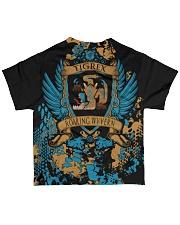 TIGREX - ELITE SUBLIMATION All-over T-Shirt back