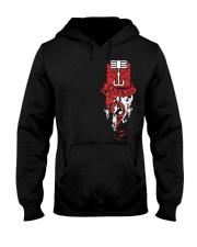 KAPKAN - CREST EDITION-DS Hooded Sweatshirt tile